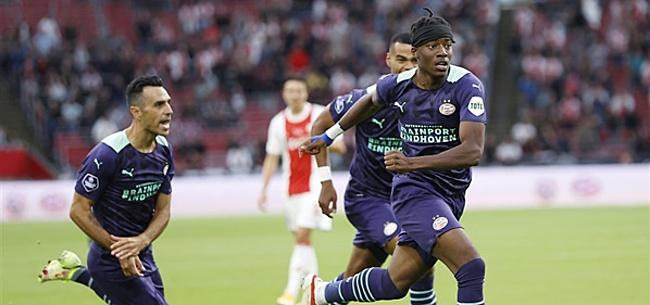 Foto: Ajax, Feyenoord, AZ en Vitesse in de wachtkamer