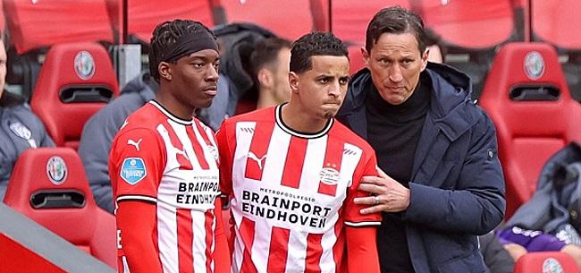 Foto: PSV-fans dromen hardop: 'Onze redding!'