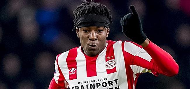 Foto: 'Madueke wees grote clubs af voor verlenging bij PSV'