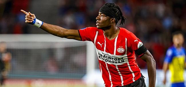 Foto: Madueke kan PSV voor spotprijs te verlaten