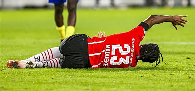 Foto: 'Noni Madueke bezorgt PSV uitstekend nieuws'