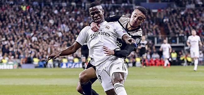 Foto: 'Ajax haalt gewenste extra aanvaller op bij Real Madrid'