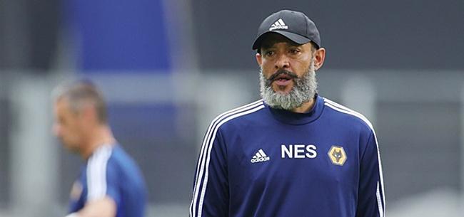 Foto: Wolves-coach Nuno doet oproep na Europa League-uitschakeling