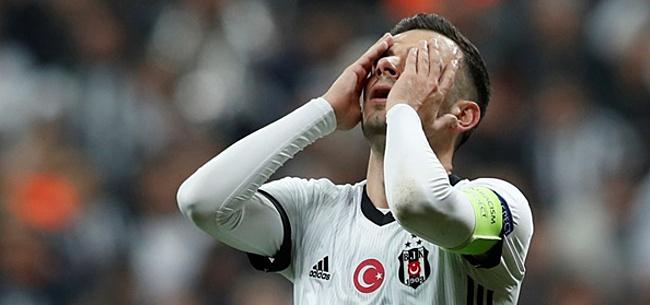 Foto: Beul van Besiktas: 'Kansloos tegen Ajax'