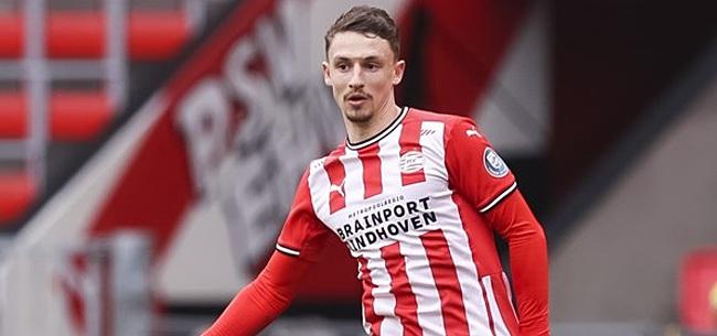 Foto: 'Nieuwe Boscagli' maakt indruk bij Jong PSV