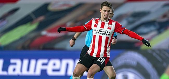 Foto: 'PSV dacht waarschijnlijk: dat gaat hij hier ook doen'