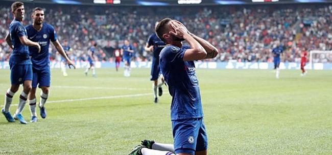 Foto: 'Giroud is overtuigd en ziet overstap naar Serie A wel zitten'