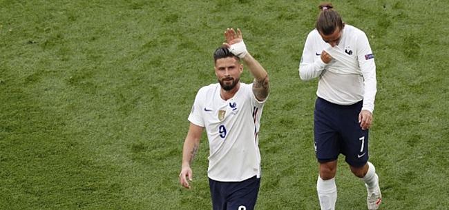 Foto: 'Olivier Giroud heeft nieuwe club te pakken'
