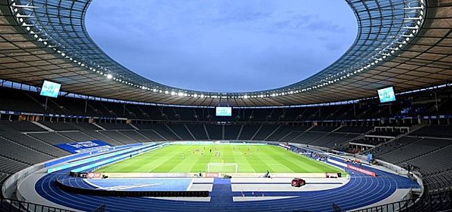 Foto: Hertha BSC zet duidelijke cijfers neer in derby van Berlijn