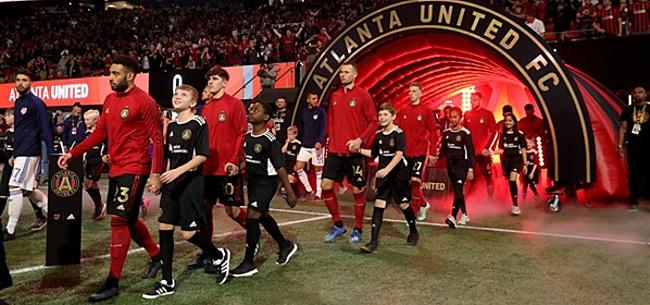 Foto: Ook tweede MLS-wedstrijd prooi voor De Boer en Atlanta United