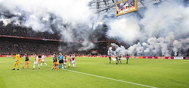 Foto: 'Fans Eredivisie-clubs weten nu al waar ze aan toe zijn'
