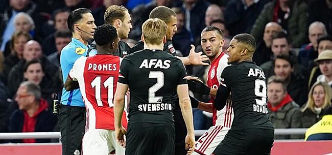 Foto: Wiskundigen: 'Ajax pakt de titel, PSV passeert Feyenoord'