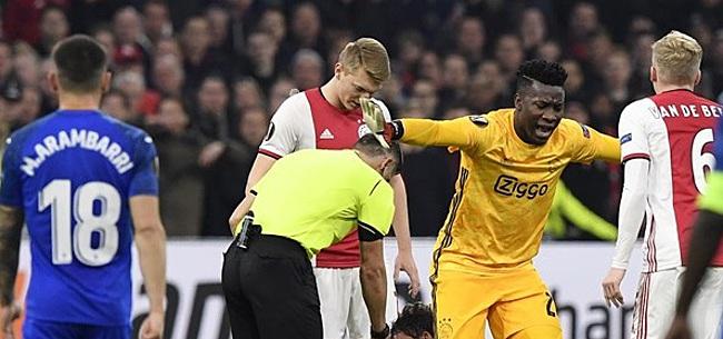 Foto: Opvallend: Getafe-speler sneert na Ajax naar PSV-keepster