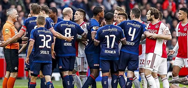 Foto: KNVB zorgt voor rumoer in titelstrijd: