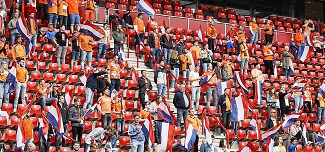 Foto: Waarschuwing voor Oranje-fans: