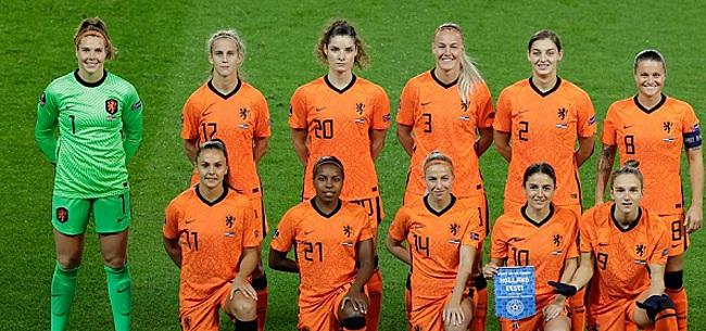 Foto: Olympische Spelen: zware loting Oranje Leeuwinnen