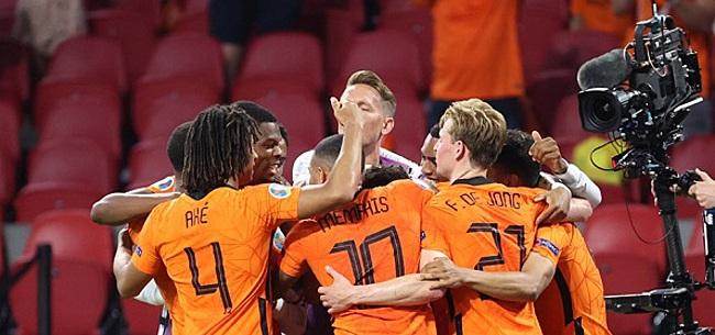 Foto: 'Dramatisch nieuws voor Nederlands elftal'