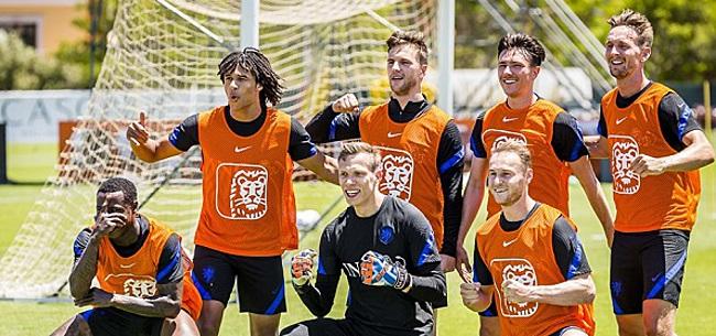 Foto: 'Oranje-spelers weten: grote verandering op komst'