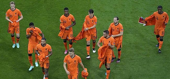 Foto: Vijftien scenario's voor Oranje: vijf zorgwekkend