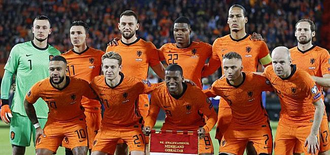 Foto: Nederland gaat los tijdens Oranje: