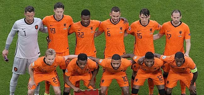 Foto: Krediet Oranje-speler is nu al op: