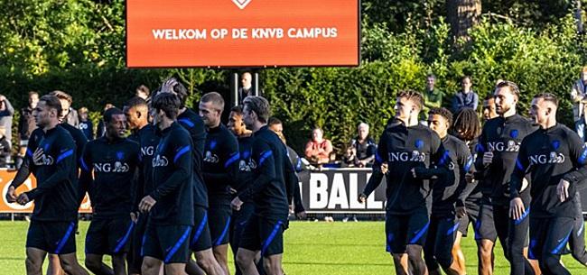 Foto: 'Onder zijn Feyenoord-tenue een Ajax-shirt, zo is hij'