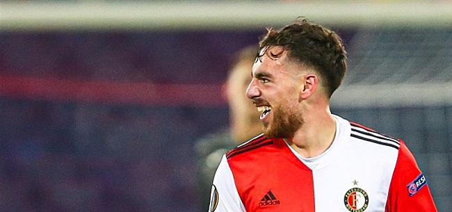 Foto: Feyenoord gebruikt grootste talent uit opleiding verkeerd