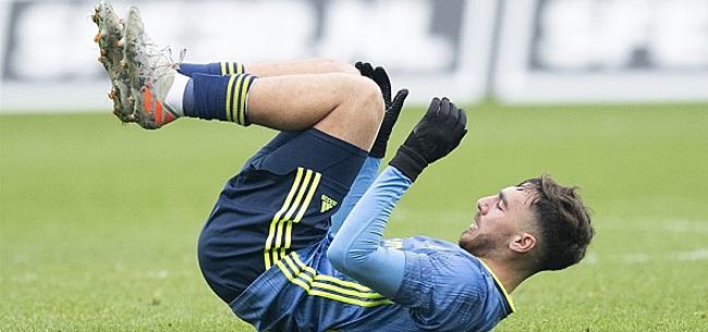Foto: 'Orkun Kökcü stelt Feyenoord teleur met recordtransfer'