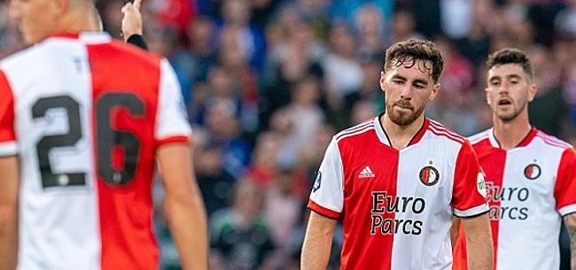 Foto: Kritiek op Feyenoorder: