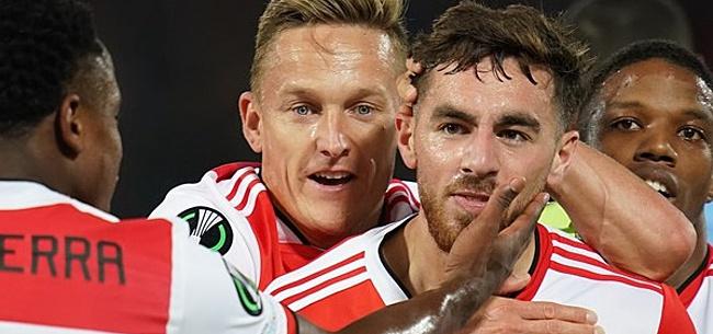 Foto: 'Onherkenbare Feyenoorder speelt heel raar'