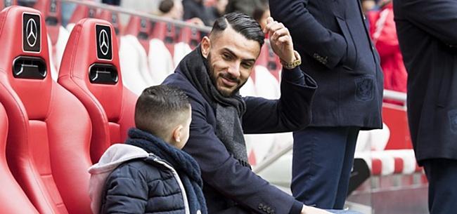 Foto: Twente komt met goed nieuws over sterspeler Assaidi