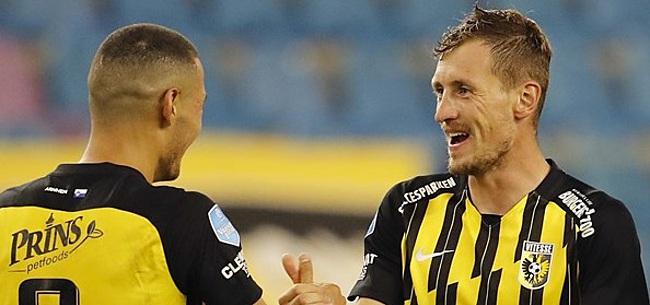 Foto: De 11 namen bij FC Groningen en Vitesse: Bazoer geschorst