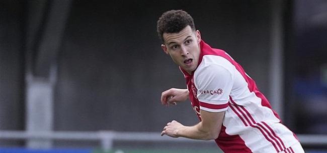 Foto: Ajax boekt nipte oefenzege op FC Utrecht