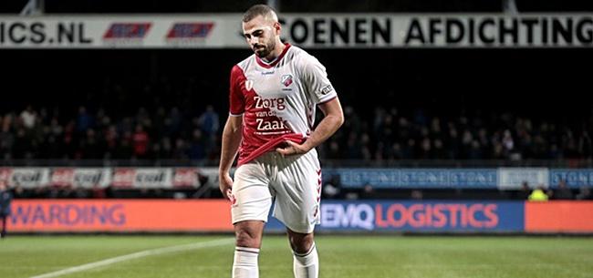 Foto: 'Oussama Tannane ging Klaiber te lijf op de training van Utrecht'