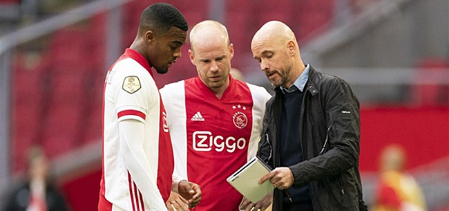 Foto: 'Ajax-dissonant kan nu maar beter vertrekken'