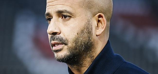 Foto: Jansen furieus: 'Hinderlijk buitenspel en 100 procent penalty'