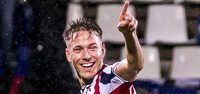 Foto: Enige Willem ll-goal Gladon levert Europees voetbal op: