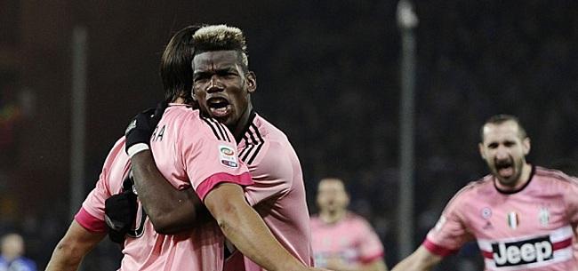 Foto: Middenvelders lanceren Juventus naar tweede plek, rood voor oud-Ajacied