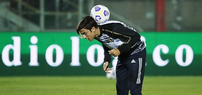 Foto: 'Paul Dybala alternatief voor Lionel Messi'