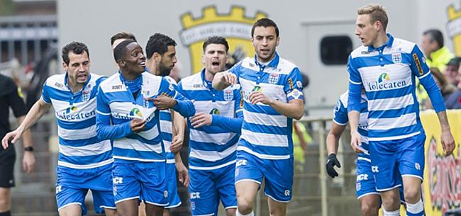 Foto: 'PEC Zwolle praat nog met twee trainers over vacature'