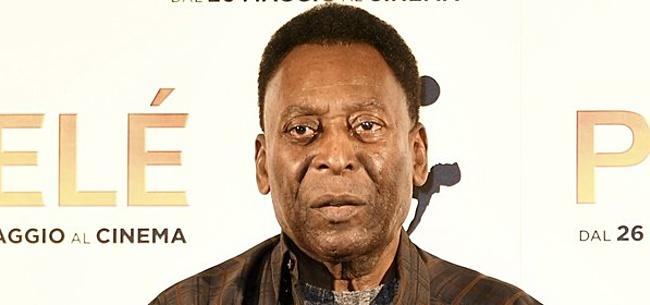 Foto: Tumor verwijderd bij Braziliaanse legende Pelé