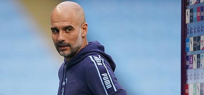 Foto: Guardiola furieus op collega Klopp: