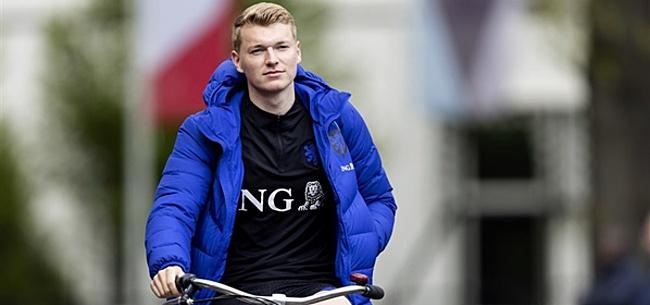 Foto: 'Anderlecht kon Schuurs voor bijna niets oppikken'