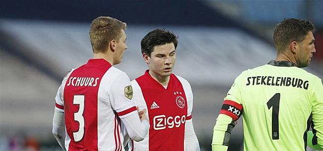 Foto: Overmars zet in op transfer: 'Kun je hem niet aandoen'