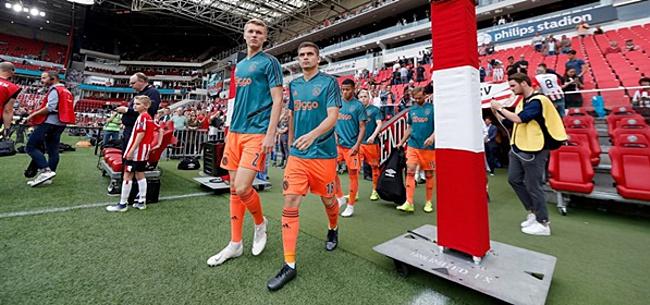 Foto: 'Ajax verhuurt miljoenenmiskoop met optie tot koop'