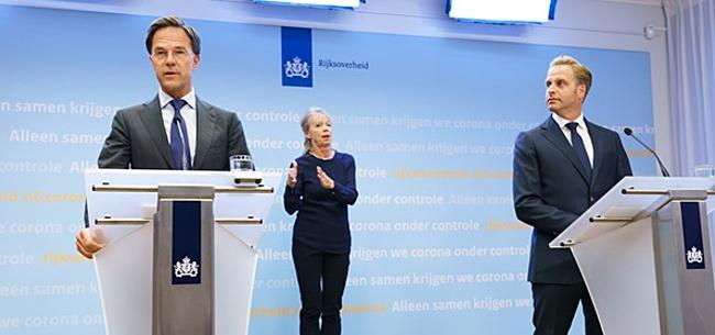 Foto: KNVB neemt nieuwe maatregelen vanwege corona