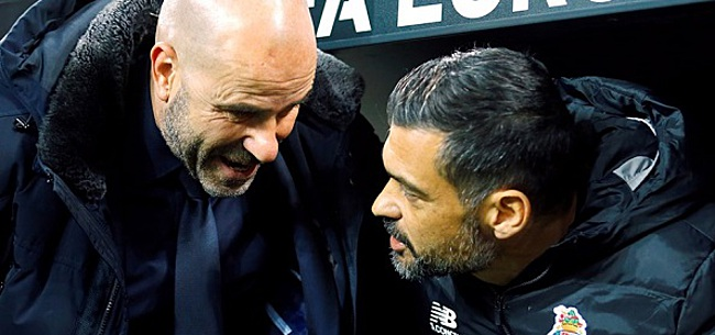 Foto: Bosz wint in Europa League, Arsenal en Wolfsburg ook