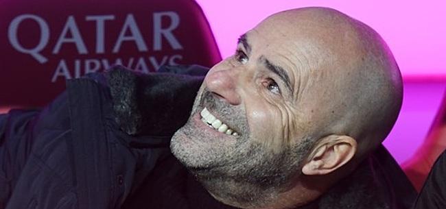 Foto: Bosz blikt terug op periode bij Ajax: 'Dat was bizar'