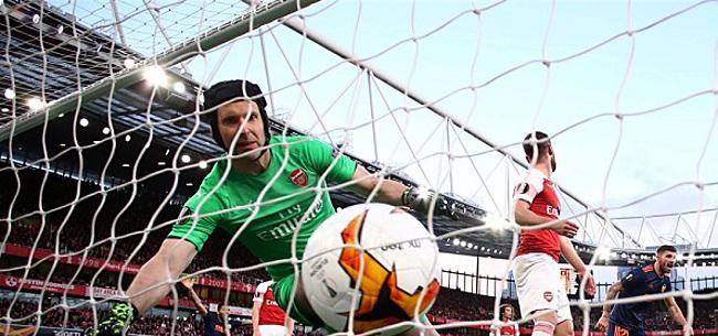 Foto: Arsenal mag dromen van finale, Chelsea grijpt uitgoal in Frankfurt