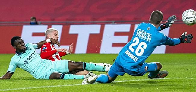Foto: Uitblinkende PSV'er laatbloeier in de Mannschaft